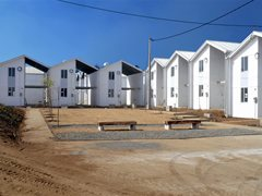 Construction of 484 dwellings in Villa Verde has been completed, with additional reconstruction …