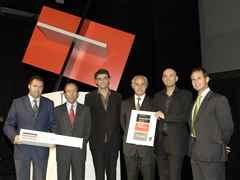 Holcim Awards ceremony for Europe 2005 – Geneva, Switzerland