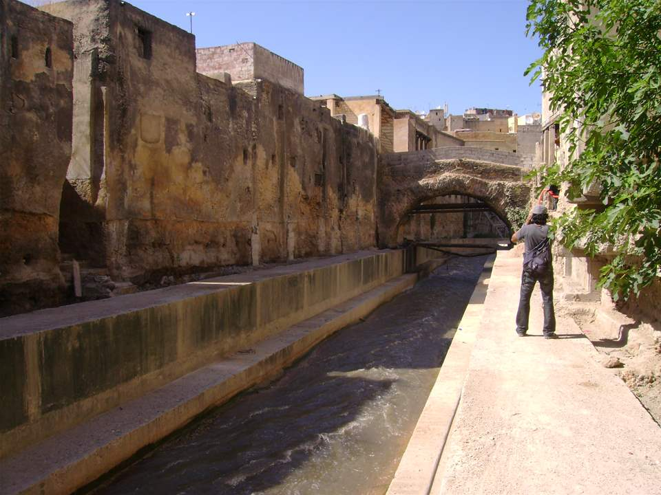 "Project update 2010 - ""River remediation and urban development scheme, Fez, Morocco"": The …"