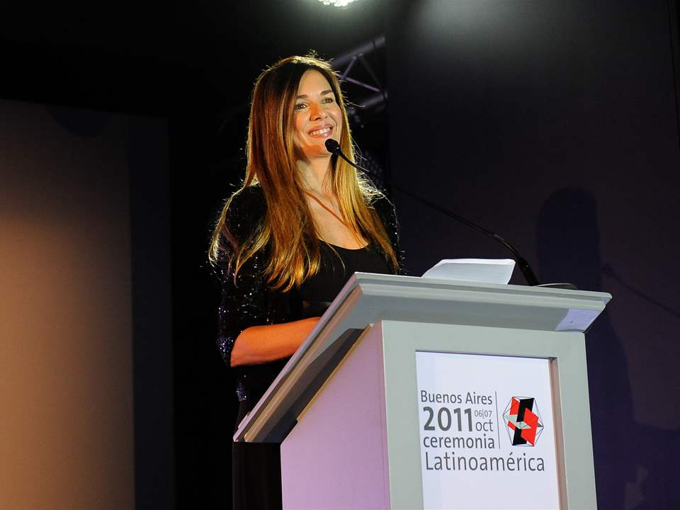 Andrea Frigerio, Master of Ceremonies