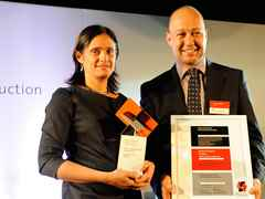Winners of the Holcim Awards Bronze 2011 Latin America for Urban regeneration master plan, Ciudad …