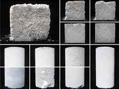 Foam concrete utilization research
