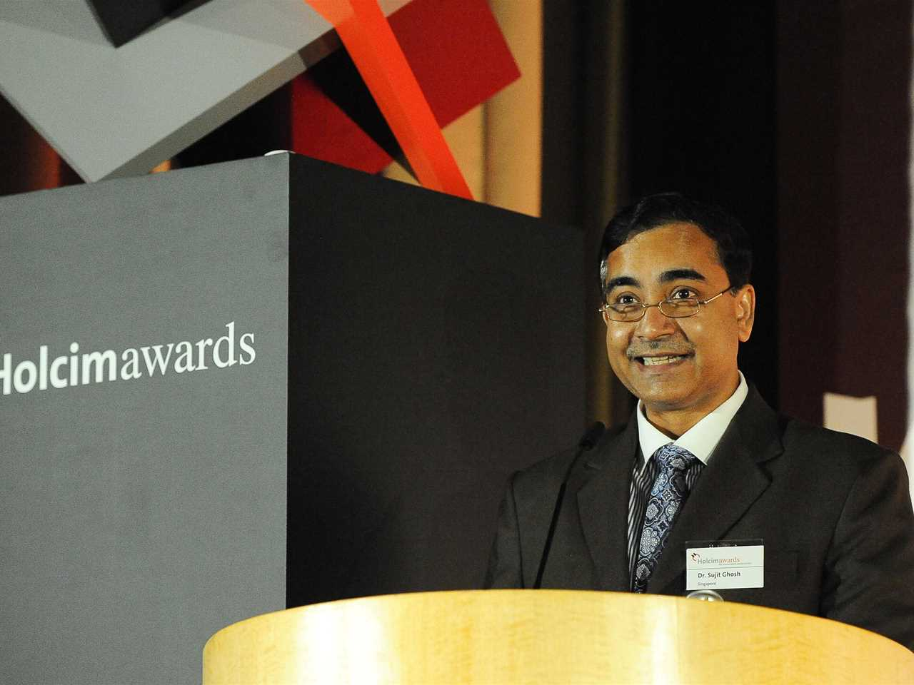 Sujit Ghosh, CEO of Holcim Singapore – farewell on behalf of host, Holcim Singapore, and the …