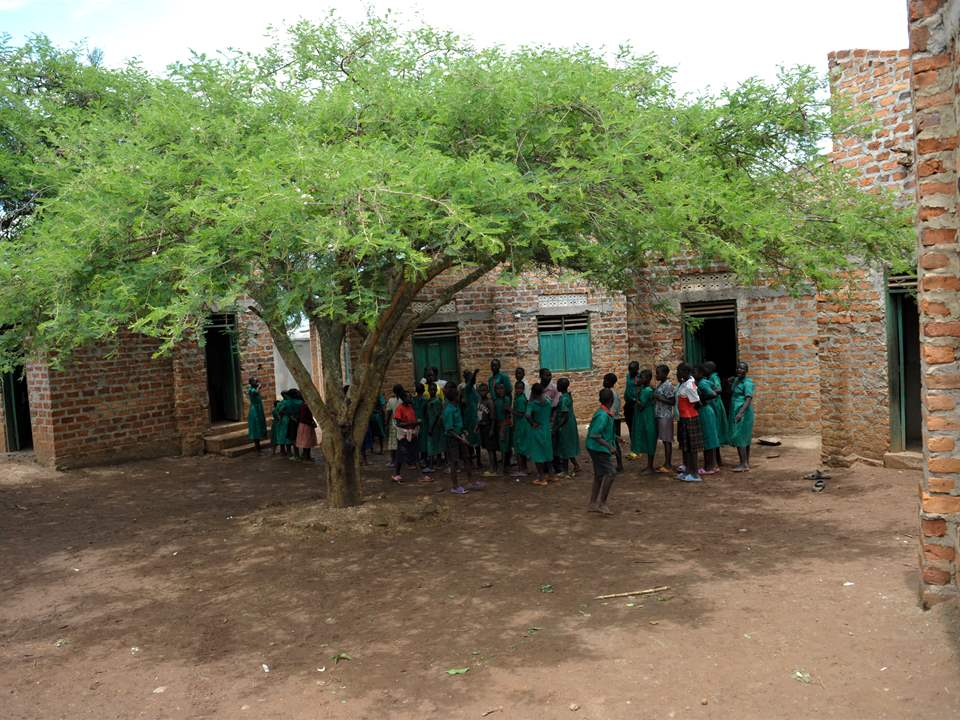 "Project update 2011 - ""Low-cost school and home for HIV orphans, Rakai, Uganda"": The central …"