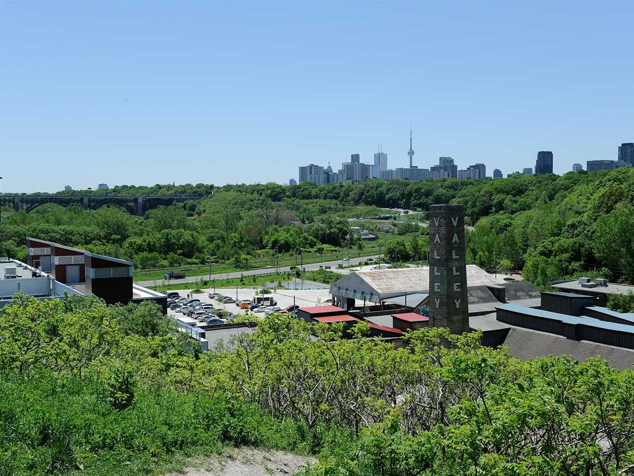 Evergreen Brick Works heritage site revitalization