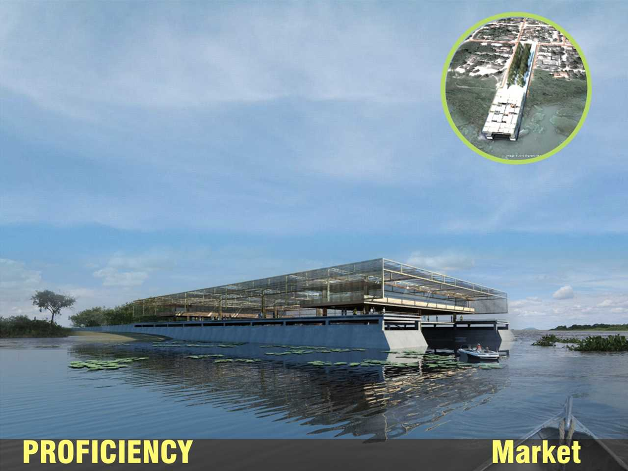 Project entry 2011 - Reinvigorated waterways for transportation and sustainable development, …