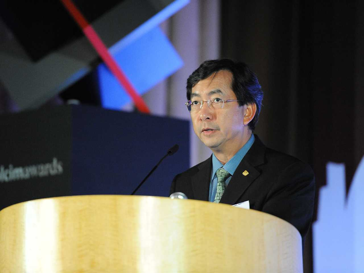 John Keung, CEO Building Construction Authority of Singapore – welcome address at the Holcim …