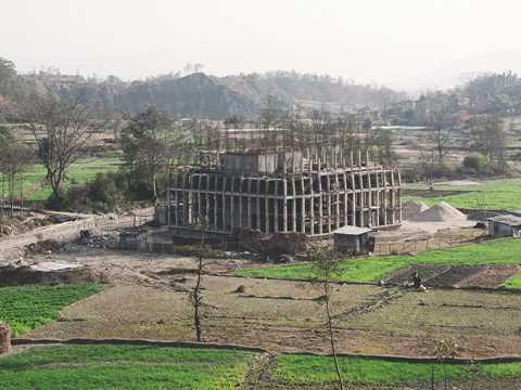 Children's Ziggurat
