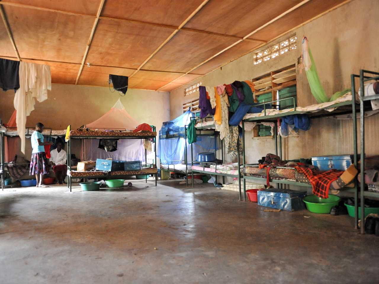 "Project update 2011 - ""Low-cost school and home for HIV orphans, Rakai, Uganda"": The eight basic …"