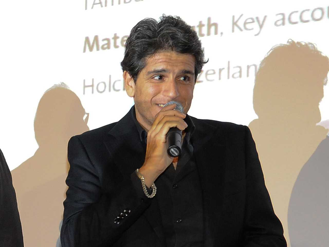 Faïçal Tadlaoui, Master of Ceremonies.