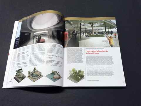 The 236-page illustrated book commemorates the winners of the fourth cycle of the Holcim Awards, …