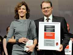 "Holcim Awards Acknowledgement prize 2011 North America presentation for ""Environmental center and …"