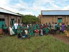 "Project update 2011 - ""Low-cost school and home for HIV orphans, Rakai, Uganda"": The first phase …"