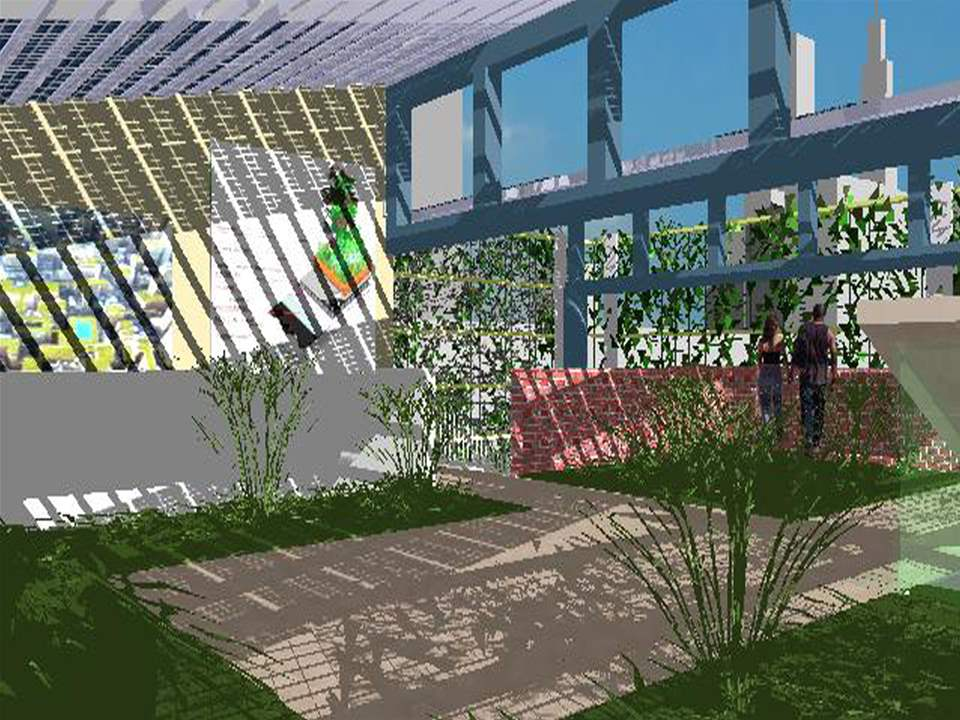 """Solar 2"" Green Energy, Arts & Education Center"