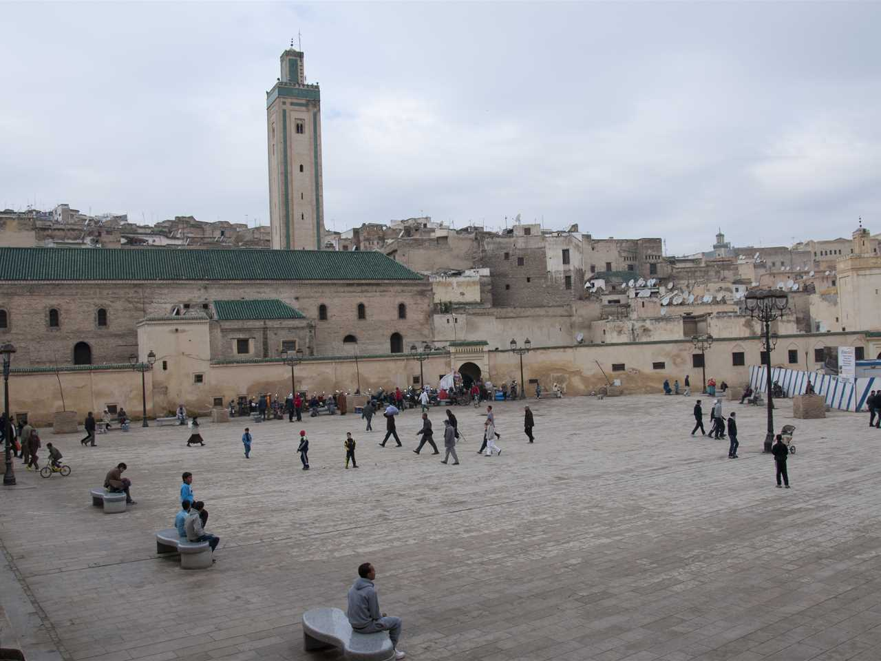 "Project update 2013 - ""River remediation and urban development scheme, Fez, Morocco"": The …"