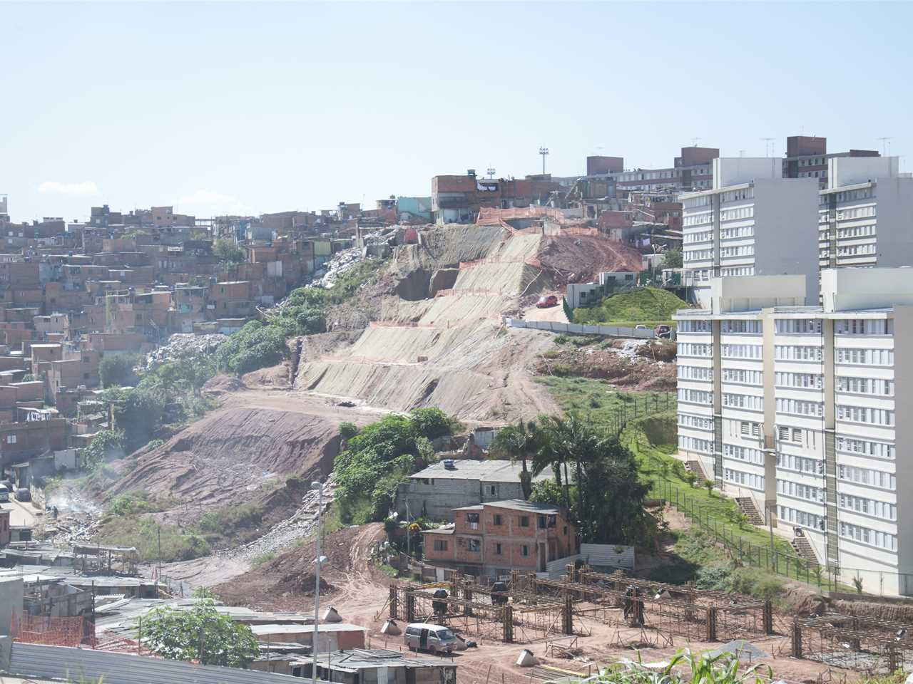 Project update May 2014 - Urban remediation and civic infrastructure hub, São Paulo, Brazil