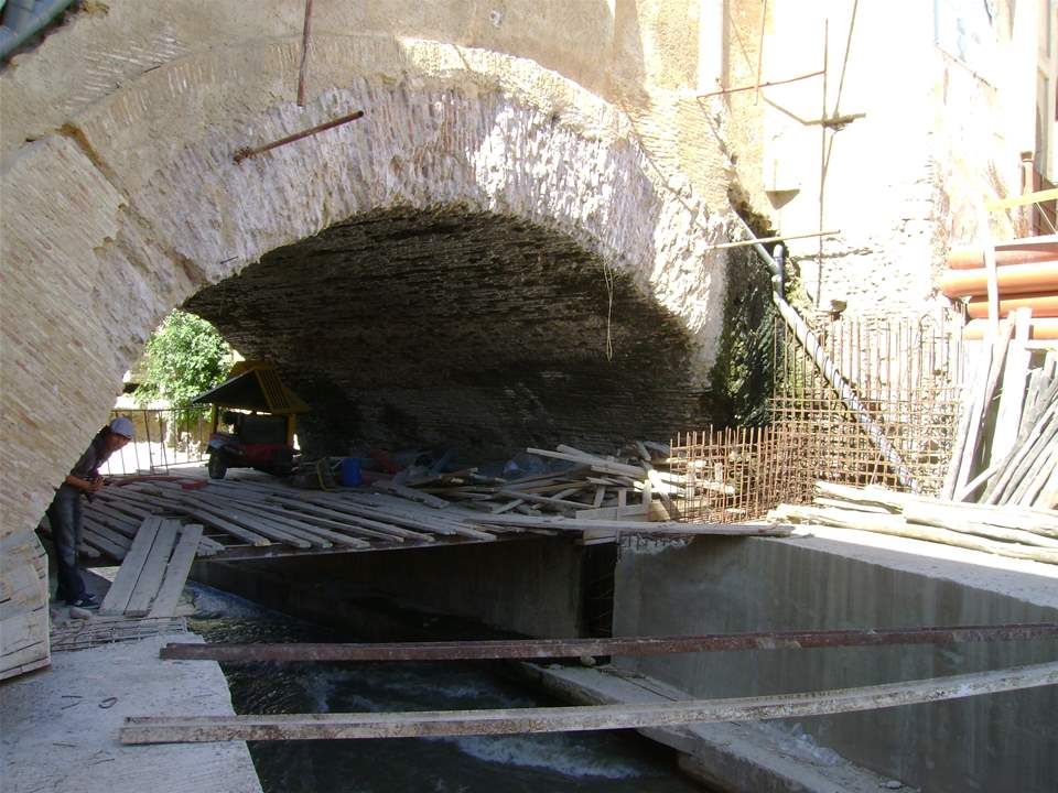 "Project update 2010 - ""River remediation and urban development scheme, Fez, Morocco"": Remediation …"