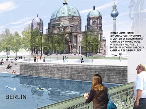 Flood of support for Flussbad project