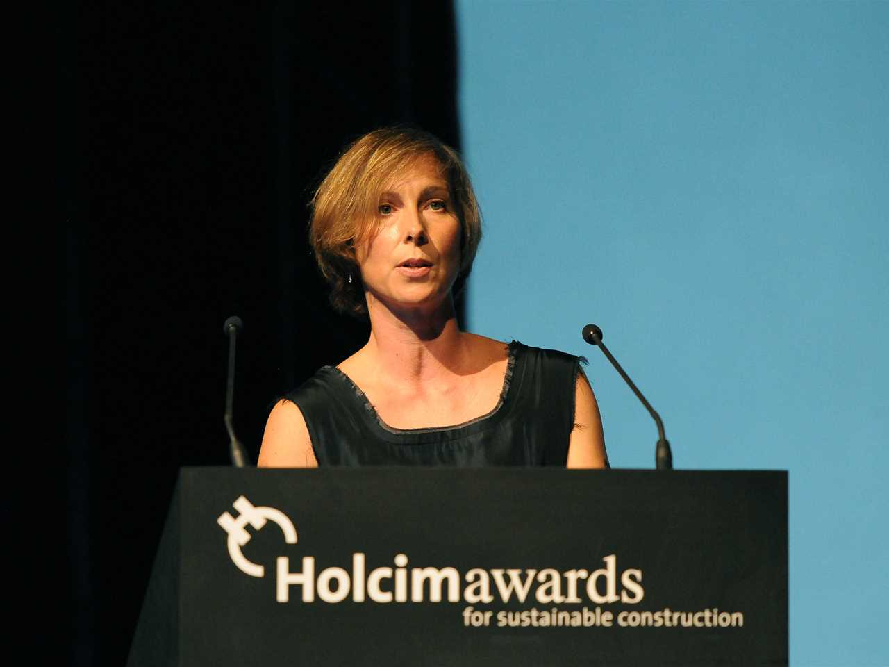 Lucy Musgrave, Co-director of Publica, UK and member of the Holcim Awards 2011 Europe jury – …