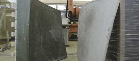 High-efficiency concrete formwork technology