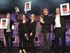 Holcim Awards North America ceremony, Toronto, Canada