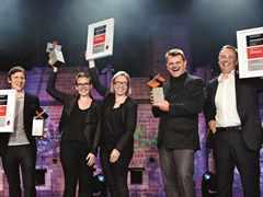 Regional Holcim Awards Ceremony 2014 North America