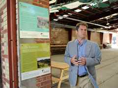 "Project update 2012 ""Evergreen Brick Works heritage site revitalization, Toronto, Canada"": …"