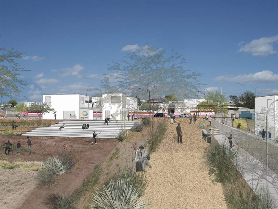 Global Finalist 2012: Urban regeneration master plan, Ciudad Juárez, Mexico