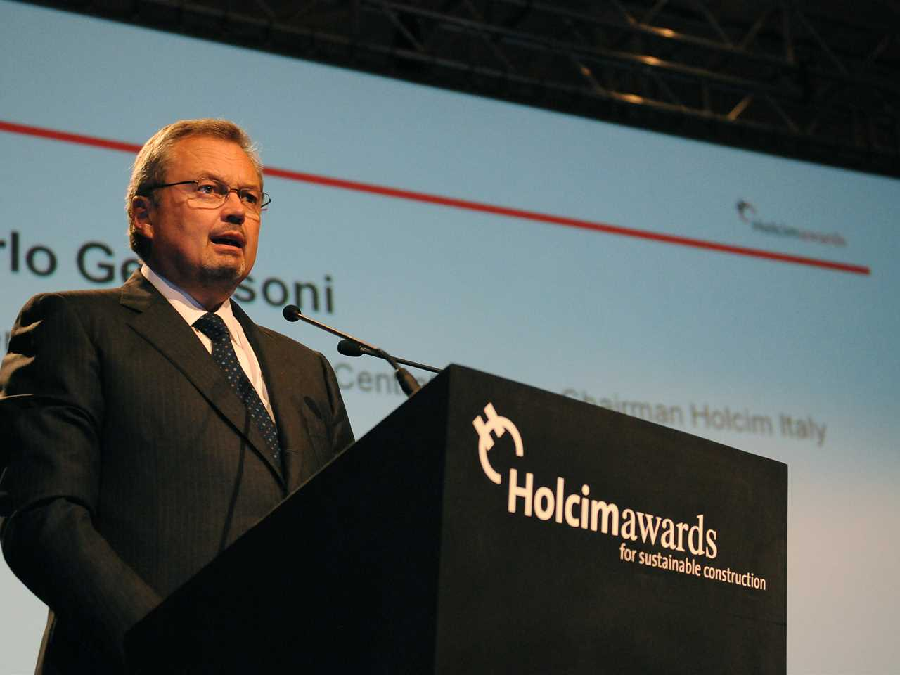 Carlo Gervasoni, General Manager, Holcim Central Europe – closing remarks and farewell.