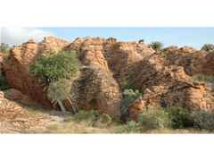 "Project entry 2008 Africa Middle East - "" Stabilized earth visitors' center, Mapungubwe National …"