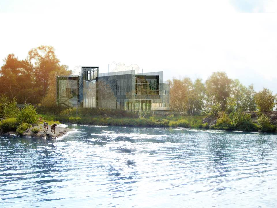 Global Finalist 2009: Living with Lakes Center for freshwater restoration and research, Sudbury, …
