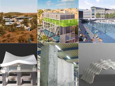 Integrated solutions in Burkina Faso, Brazil and Germany win top awards in sustainable construction