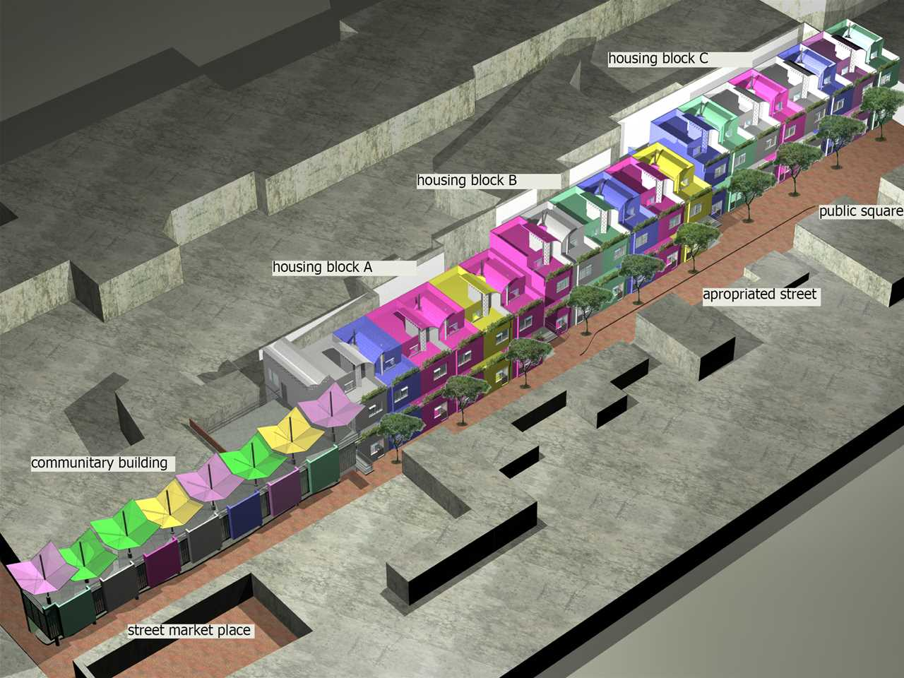 """Holcim Awards """"Next Generation"""" 2nd prize 2008 Latin America: Eutropia low-cost and …"""