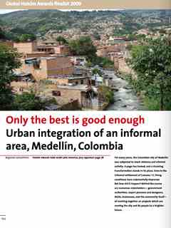 """""""Only the best is good enough"""" in Second Holcim Awards for Sustainable Construction 2008/2009"""