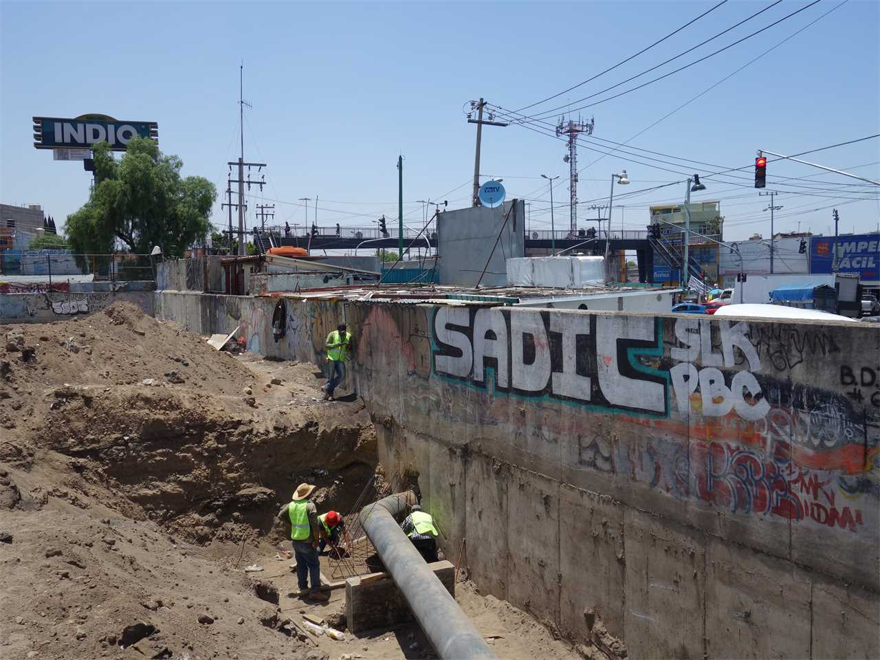 Project update May 2018 – Hydropuncture in Mexico