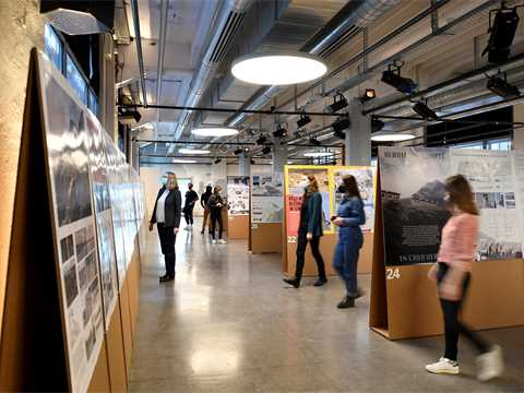 Hybrid meeting to select world's best in sustainable design