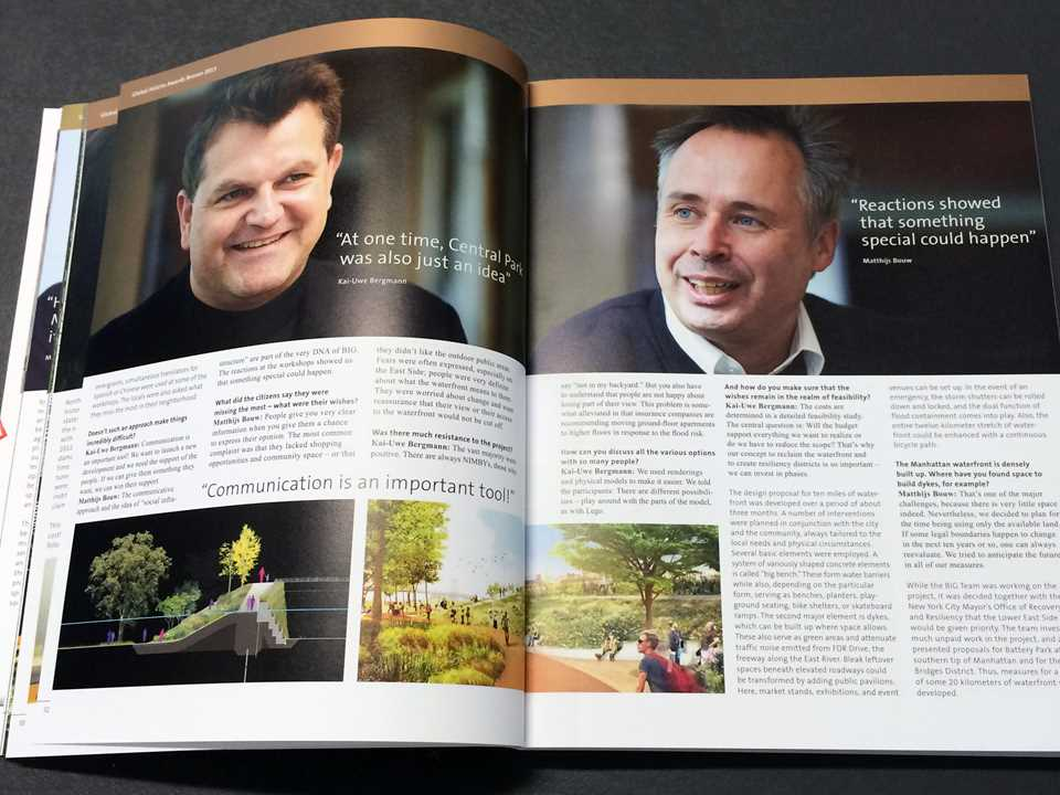 Book release – Showcasing a new horizon of sustainable architecture and design