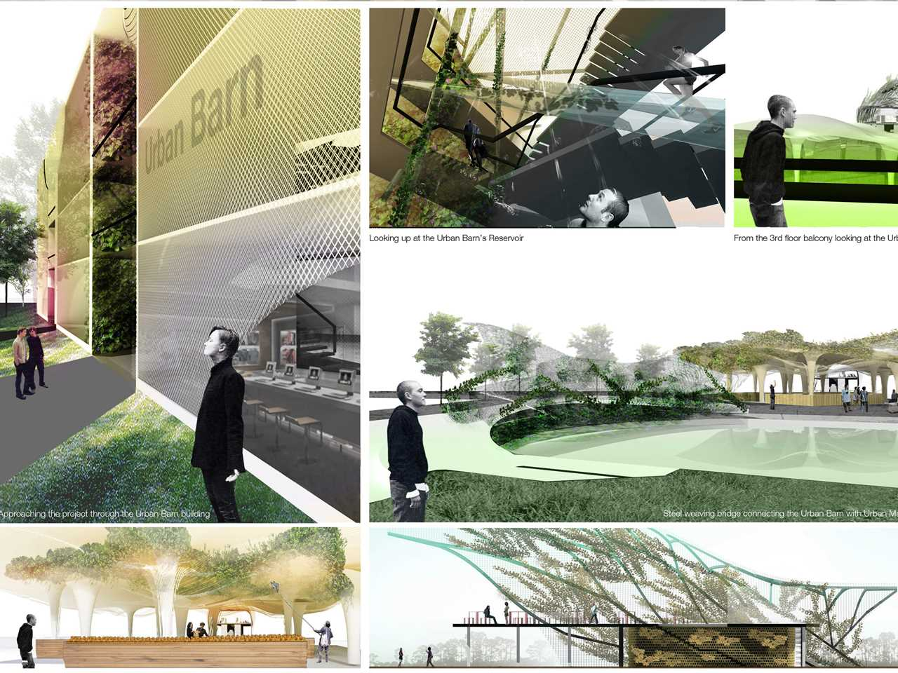 Holcim Awards Silver 2011 Asia Pacific: Urban agriculture and factory conversion, Bangkok, Thailand