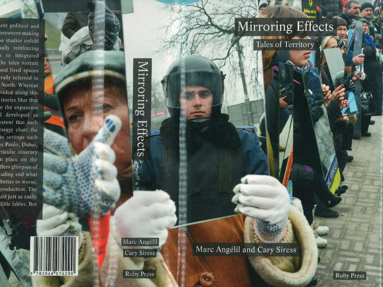 Mirroring Effects – a book inspired by topics and locations of LafargeHolcim Forums