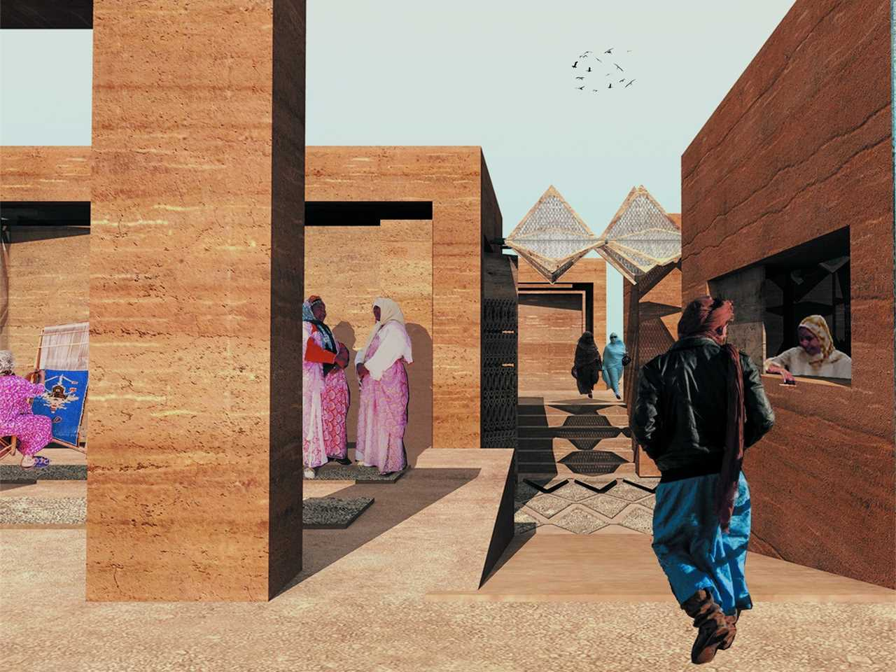 """""""Sometimes you just have to be silent"""" in Fifth LafargeHolcim Awards – Sustainable …"""
