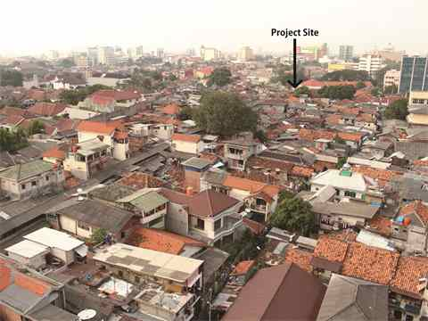 Project Entry 2014 Asia Pacific - Megacity Skeleton: Stakeholder participation for urban …