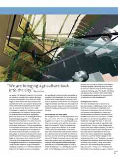 """""""Alternative urban growth"""" in Third Holcim Awards – Sustainable Construction 2011/2012"""