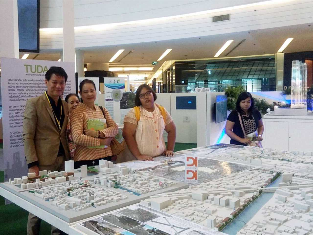 Project update – Resurrected Canals: Urban Water Transport System, Bangkok, Thailand