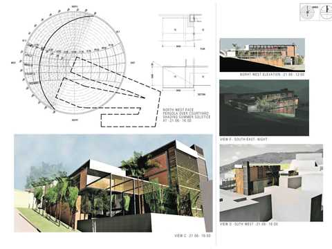 Project entry 2005 - Library - According to sustainable guidelines, Medellín, Colombia: …