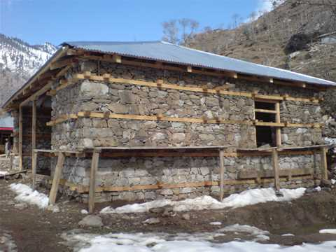 Advocacy of traditional earthquake-resistant construction