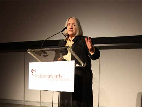 In her keynote address, famous sociologist Saskia Sassen pointed out today's policies are …