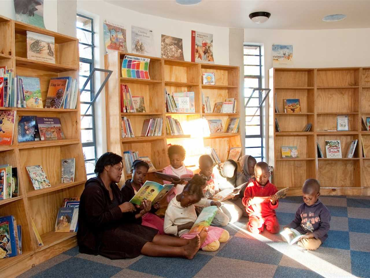 Project update July 2013 – School infrastructure from local resources, Vryheid, South Africa