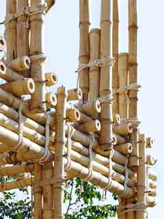 """""""Local Alternatives: Replacing Steel with Bamboo"""" in The Economy of Sustainable Construction"""