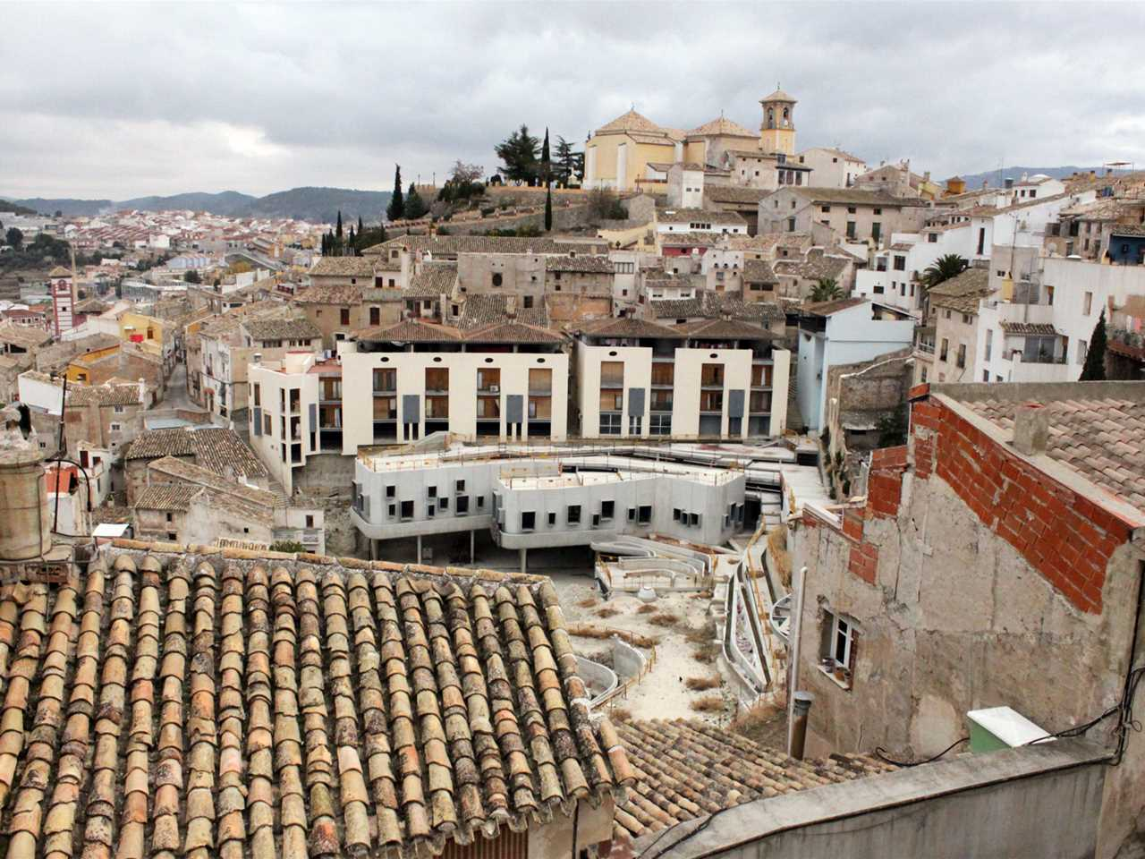 Project update February 2014 – The mysterious story of the garden that makes water, Cehegín, Spain