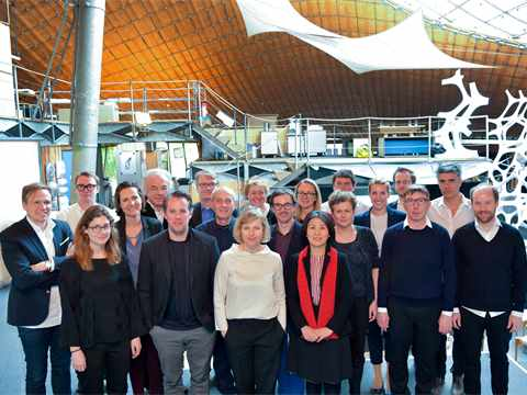 The 3rd LafargeHolcim Roundtable was hosted by Werner Sobek and held in March 2018 at the …